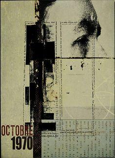 miron / octobre 1970 by linda vachon