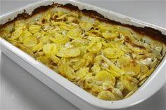 Flødekartofler m. porrer 4