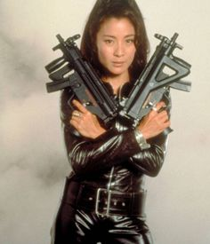 Wai Lin (Michelle Yeoh in Tomorrow Never Dies)