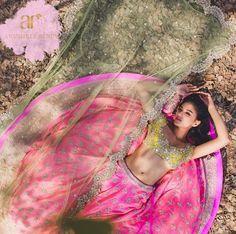 By designer Anushree Reddy. Bridelan- Personal shopper & style consultants…