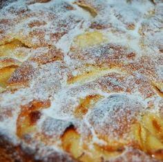 Egy finom Francia almatorta krémesen ebédre vagy vacsorára? Francia almatorta…