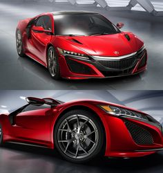 Visit Our Website For Information About The New 2016 Acura Nsx Super Sports Car