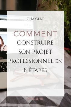 Construire un projet professionnel solide en 8 étapes · Charlotte Burn Out, Be Your Own Boss, Business Marketing, Entrepreneurship, Budgeting, Coaching, How To Make Money, Communication, Finding Yourself