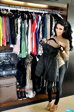 She's so gorgeous! Lilly Ghalichi <3