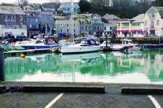 #Padstow is a delightful fishing port