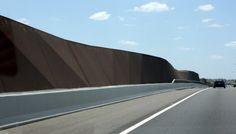 Highway Acoustic Walls 8b