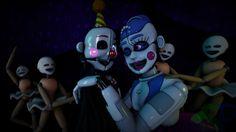 (SFM)Wanna dance? Ennard? by ShadowPikachuu on DeviantArt