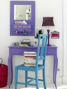 Blog de decoração Perfeita Ordem: Móveis repaginados