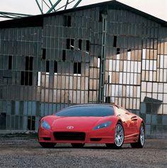 2005 Toyota Alessandro Volta (concept)