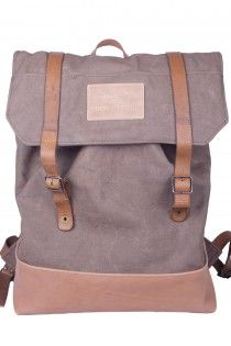 Handcrafted backpack 185