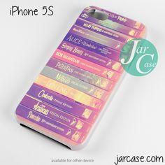 Disney Books Phone case for iPhone 4/4s/5/5c/5s/6/6 plus