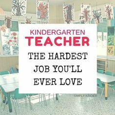 #kindergartenteacher