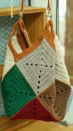 Free and New Trend Crochet Bag PAttern for This Season Part 33 - Crochet market bag free pattern - Crochet Bag Tutorials, Crochet Diy, Filet Crochet, Crochet Motif, Crochet Projects, Crochet Patterns, Simple Crochet, Knitting Patterns, Beginner Crochet