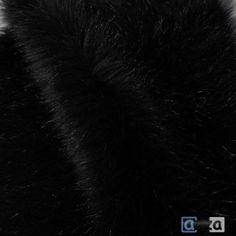 Faux fur FOX (FOX to wysokiej jakości futro sztuczne imitujące futro lisa, długość włosa 60 milimetrów, gramatura 1030 G/MB).
