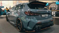 MaxtonDesign BMW - Essen Motorshow 2019 - Turbo and Stance Bmw Suv, Bmw Cars, Europe Car, Living In Car, 135i, Bmw 1 Series, New Bmw, Cars And Coffee, Car Car