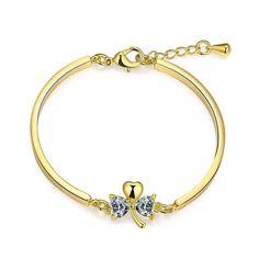 Envío ¡ El Mejor Regalo acessórios para mulher pulseras de Flores con incrustaciones de cristal pulseras y brazaletes bijoux…