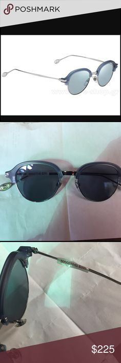 Gucci Sunglasses Gucci 2259/S Ultra lite flat blue lenses! Gucci Accessories Glasses