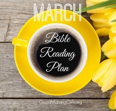 March Bible Reading Plan and Free Resources.  Come join us as we begin the book of Matthew! Let's prepare our hearts for Easter!