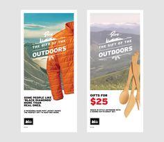 REI Retail OLA's Design by BASIC Agency  www.basicagency.com