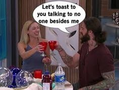 #BB17 Julia is Evicted from The Big Brother House, Liztin Lives! Lol! Is Austin Dr. Jeckyll and Mr. Hyde?? And Cool #Sunglasses! #lol!