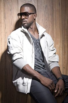 Lance Gross ~ The only black man I would marry! He's so handsome! :p
