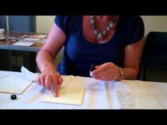 Porcelain Painting -Marion Baldwin - Japanese Lacquerware Stage 1