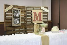 rustic wedding backdrops - Google Search