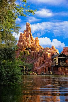♥ Big Thunder Mountain Railroad - Magic Kingdom - Frontierland