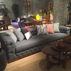 "139 Beğenme, 10 Yorum - Instagram'da Kuta Home (@kutahome): ""#mobilya #furniture #sedir #sofa #ankara #istanbul #countryfurniture #chair #kanepe #siteler #table…"""