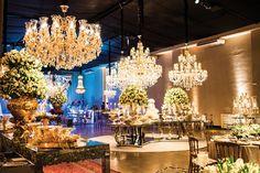 Casamento clássico: candelabros - Foto Heldner Costa