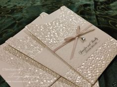 Sleeve Pouch Wedding Invitation SAMPLE- Pocket Invites Birthdays Bridal Shower in Home & Garden, Wedding Supplies, Invitations & Place Cards | eBay