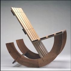 Rhode Island School of design Adirondack chair design competition