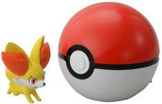 Pokemon Moncolle Monster Ball & Fennekin $12.00 http://thingsfromjapan.net/pokemon-moncolle-monster-ball-fennekin/ #pokemon #Japanese anime toy #cute Japanese toy