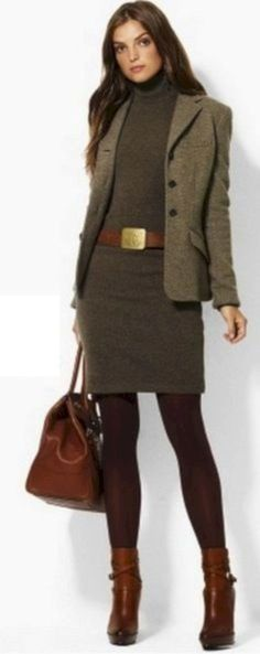 Pretty fall outfits with blazer inspiration