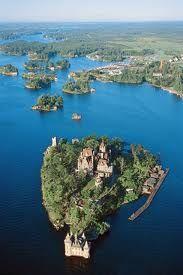 Boldt Castle - Alexandria Bay, New York   1000 Islands