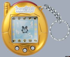 Tamagotchi- I had a knock off one.