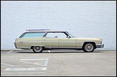 Elvis's Unique Cadillac Station Wagon For Sale - Street Legal TV