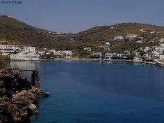 #Faros #beach #oldmine #summer #Sifnos #Cyclades