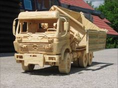 Magnificent Vehicles Made By Matchsticks