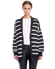 New From Toi Et Moi the Gregoire Cardigan $144.95  at Birdmotel Online Boutique!