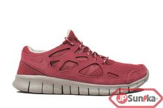 Nike Free Run+ 2 EXT  Team Red  (537732-660)