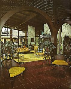 1970s Architectural Digest by Zero Discipline, via Flickr