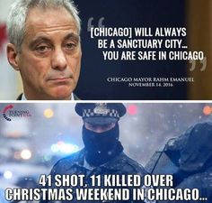 Yeah, Chicago-style gun control would be good for the rest of the nation...NOT, right along with such glowing BLM evidence of how much black lives matter to black activists.