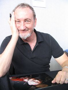 "sequenceandmeatcleavers: "" Some days I feel like I have nothing left and that I should just end it all. Then I remember that I am meeting Robert Englund in April and killing myself before I can meet him is just not acceptable. I mean come ON! Look at..."