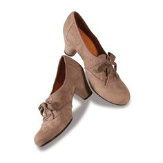 Vintage! My grandmother wore shoes very similar to these.