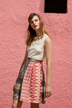 Mismado Dress - anthropologie.com #summerstyle #eventdressing #anthropologie #dresses