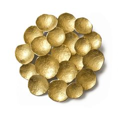 Kayo Saito - Fragment Sun Brooch - 18k gold