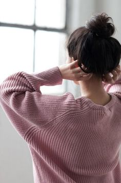 Oversized Boyfriend Sweater