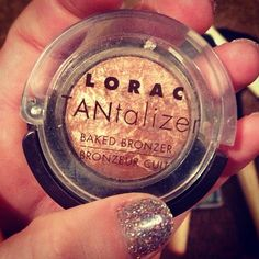 LORAC TANtalizer Baked Bronzer by @LORAC_Cosmetics