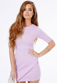 Bonitta Origami Mini Dress - Dresses - Mini Dresses - Missguided